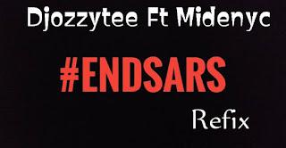 [Music] Djozzytee Ft Midenyc - End Sars Refix