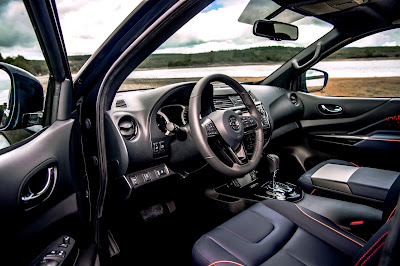 Nissan 2019 Navara Dark Sky Concept review, Specs, Price