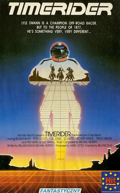 VHS Wednesday - Timerider; The Adventure of Lyle Swann (1982)