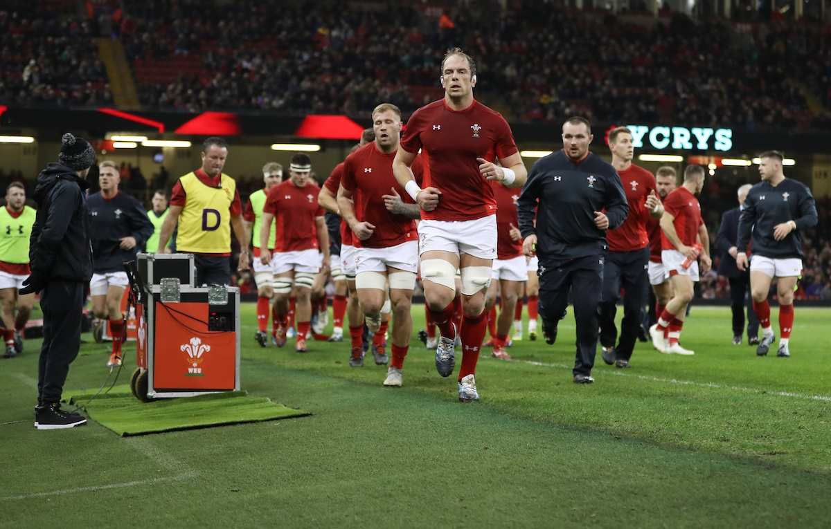 Guinness Six Nations: Wales v Scotland Preview