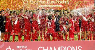 HOCKEY HIERBA - Campeonato de Europa masculino 2019 (Antwerp, Bélgica): Los anfitriones se hacen campeones por primera vez con España plata 12 años después