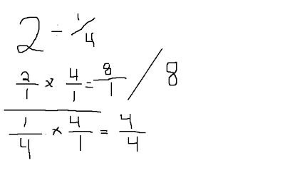 873 Math Blog (2012): Roselle's fraction Scribepost
