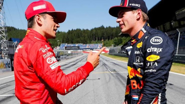 Charles Leclerc: The Future of F1 isn't just me and Max Verstappen