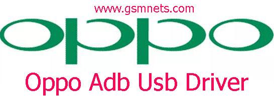 Latest Oppo Adb Usb Driver Download