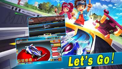 Wonder Racing Mod Apk
