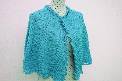 6 - Crochet Imagenes Capa para mujer para todas las tallas a crochet y ganchillo por Majovel Crochet
