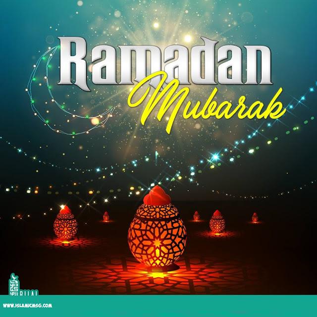 welcome greeting ramadan