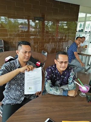Jaga Kehormatan Lembaga, Ketua DPRD OI Mengundurkan Diri