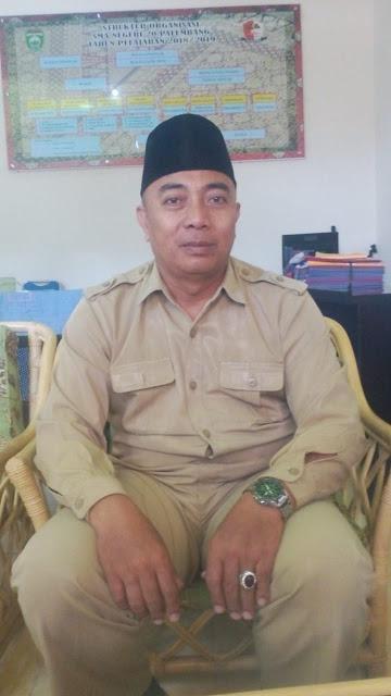 Penerimaan Peserta Didik Baru di SMA Negeri 20 Palembang Berjalan Lancar Tanpa Kendala