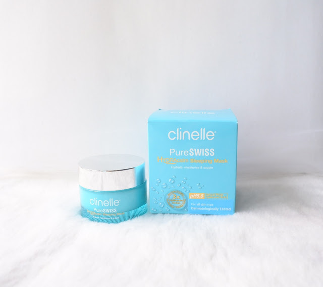 Clinelle Sleeping Mask