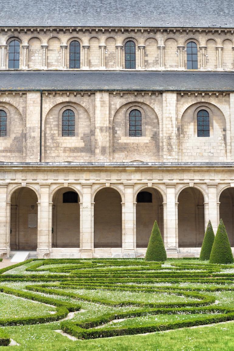 Abbaye aux Hommes de la ville de Caen