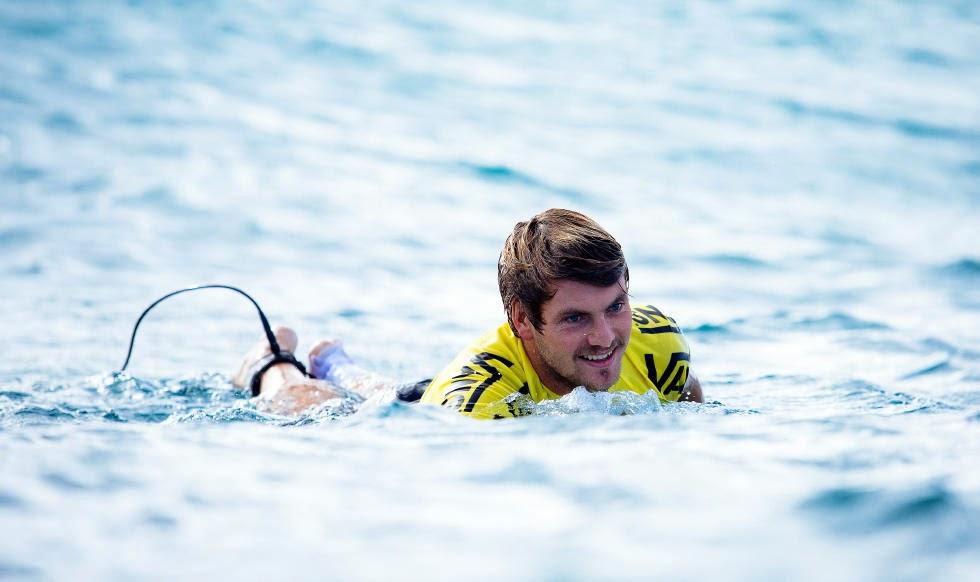 22 Vans World Cup of Sufing 2014 Perth Standlick Foto ASP