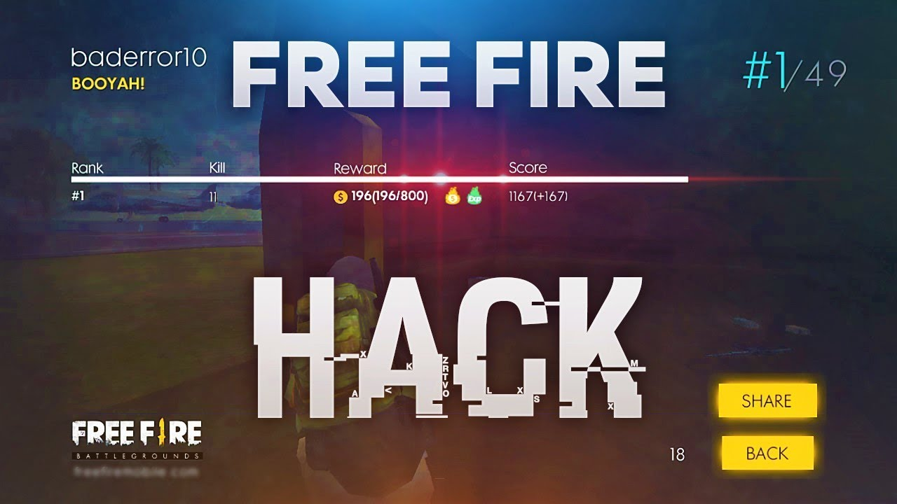 Free Fire - Battlegrounds Hack 1 13 0 MOD cho Android [5 bản hack