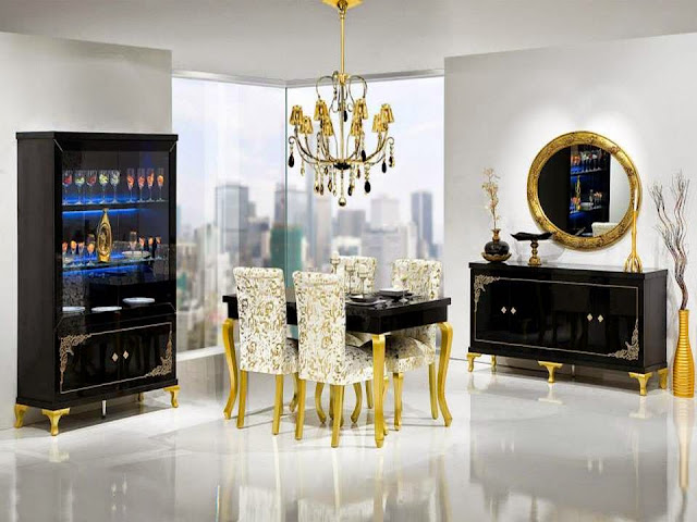Gorgeous interior designs furnitures