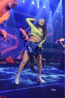 Sunny Leone Dancing on stage At Rogue Movie Audio Music Launch ~  019.JPG
