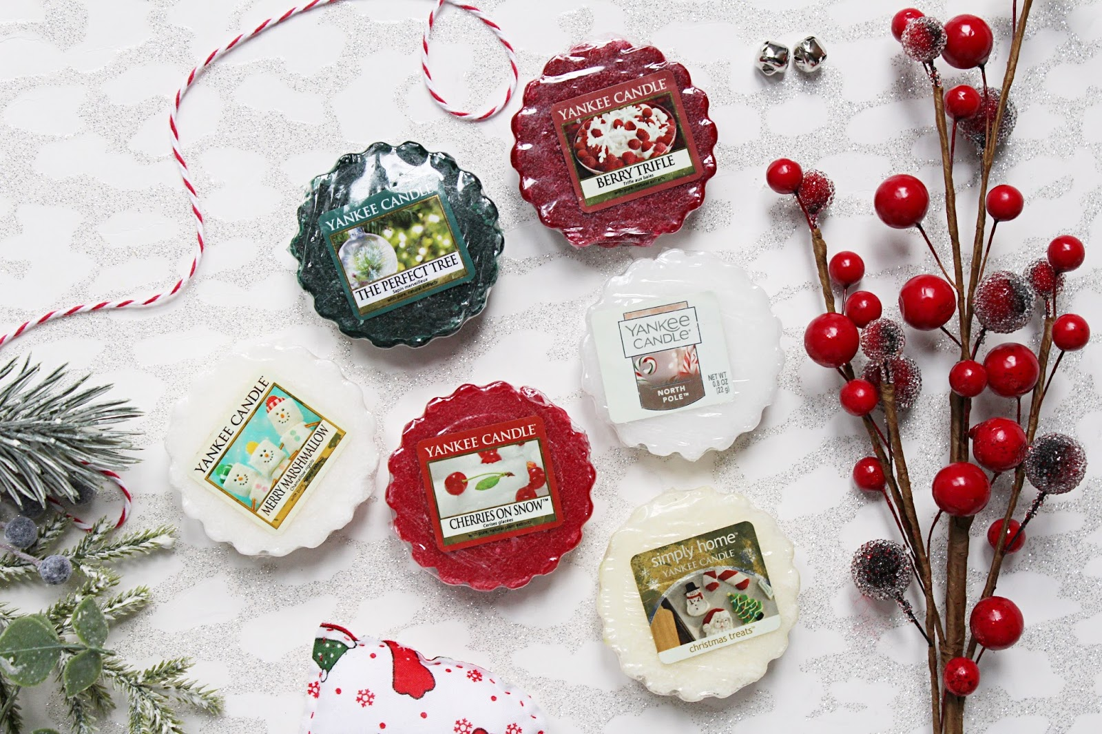 My Favourite Festive Yankee Candle Scents