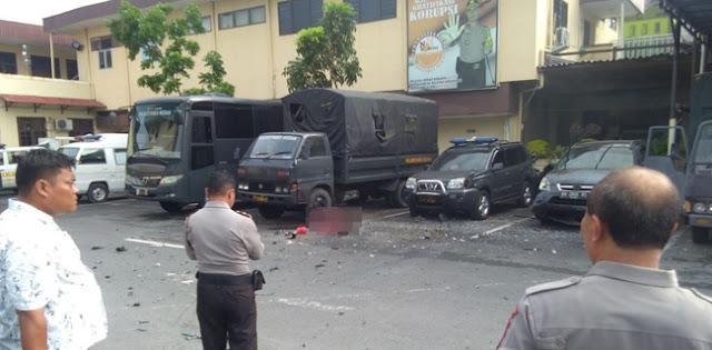 Bom Bunuh Diri, Gagalnya Intelijen Deteksi Dini Dan Kelalaian Polrestabes Medan Jaga Markas