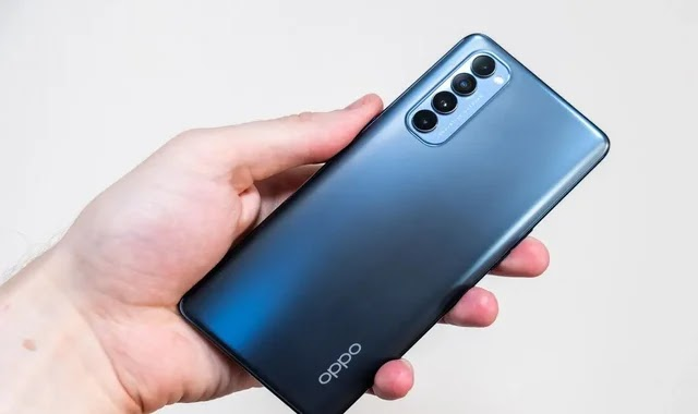 Oppo outperforms Huawei in China for the first time