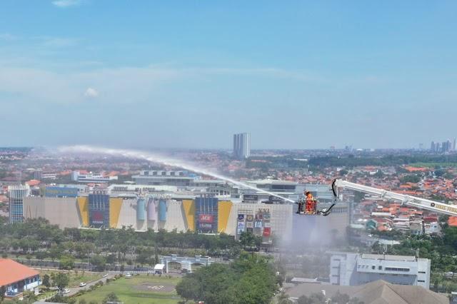 Surabaya Dinilai Sudah Efektif Menekan ODP, Ini Yang Dilakukan Pemkot Surabaya