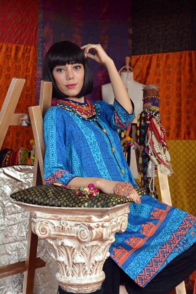 Eid Collection, Mid Summer Collection, Summer Collection, Collections  Women's Fashion, Women Dresses Pakistan Fashion Pakistani Dresses FNKASIA Latest EiD Collection 2016