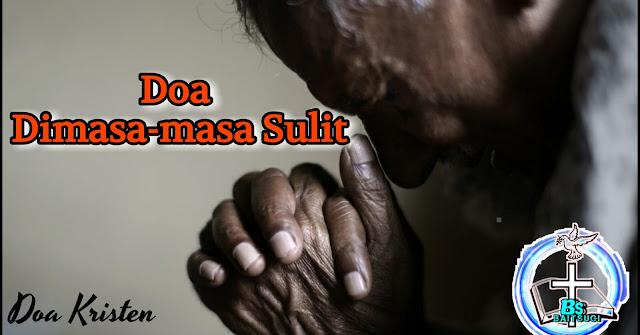 Doa untuk Masa-Masa Sulit