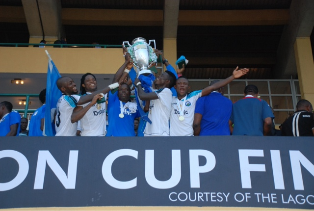 2017 AITEO Cup First Round  Fixtures