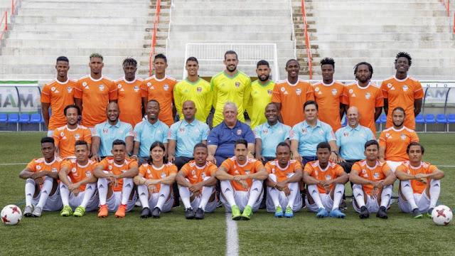 Cibao FC contra Chivas Liga de Campeones de la CONCACAF