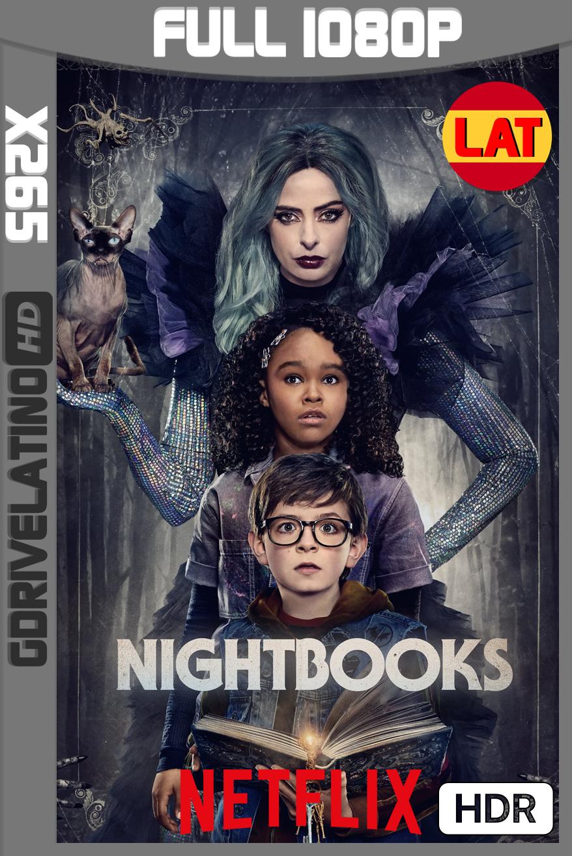 Cuentos al Caer la Noche (2021) NF WEB-DL 1080p x265 HDR10 Latino-Ingles MKV