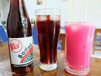 Badak, Minuman Soda Pertama di indonesia