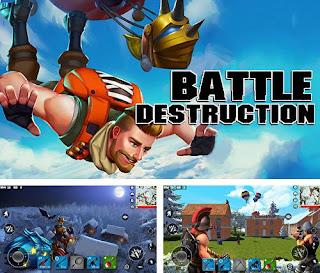 Battle Destruction v1.0.4 Mod Apk For Android Unlimited Money & Coins
