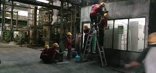 Perang tarif jasa service AC di Malang
