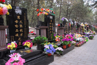 Tomb-Sweeping Day CHINA
