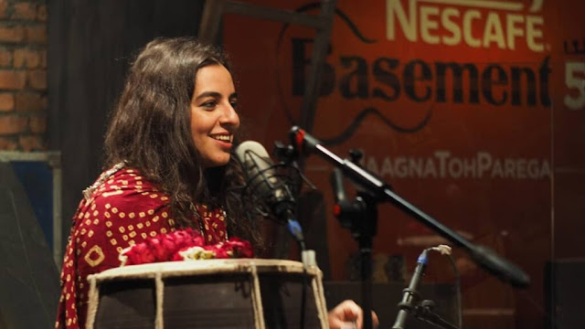 Veeru Shan is a Pakistani musician and first female percussionist of the country. Read Veeru Shan's complete biography.