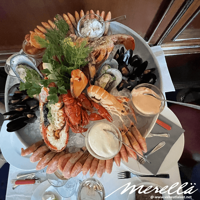 Silja Serenade Happy Lobster Äyriäisvati
