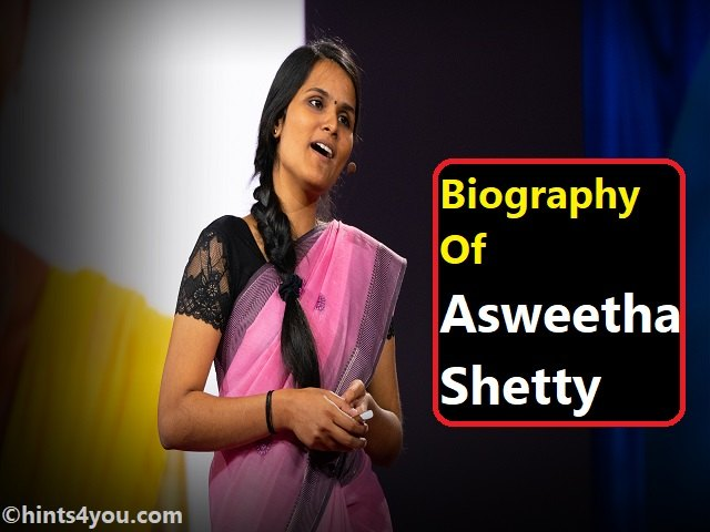But her thoughts flew high, high enough to makeAshweetha Shetty the first graduate in her family.