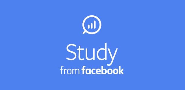 كيفية الربح من فيسبوك بإستخدام تطبيق Study