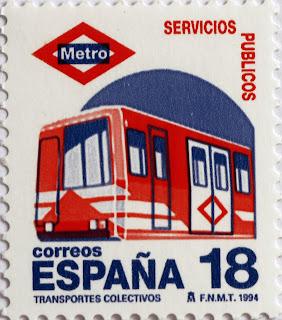 75º ANIVERSARIO DEL METRO DE MADRID