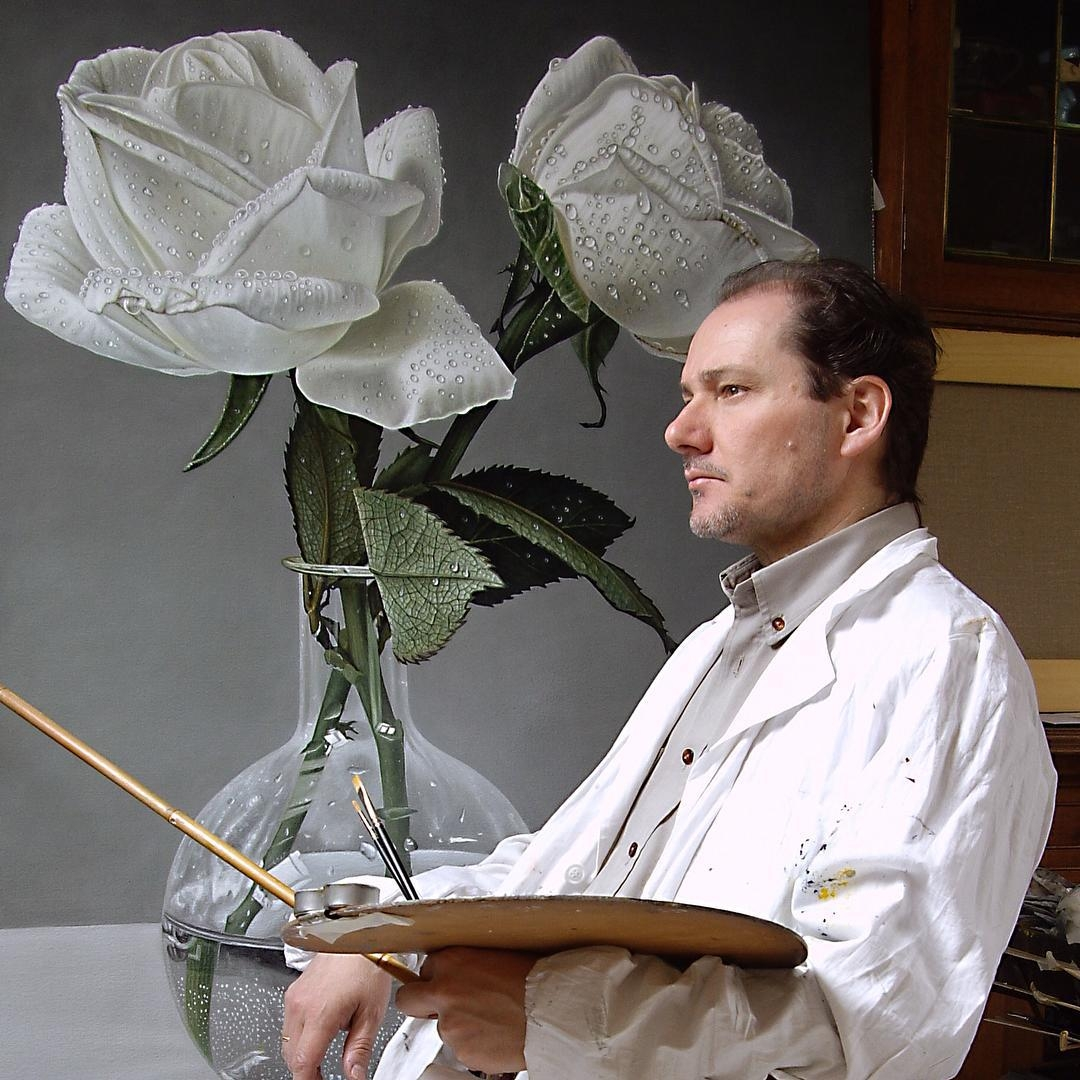 08-Gioacchino-Passini-Realistic-Paintings-of-Flowers-and-Roses-www-designstack-co