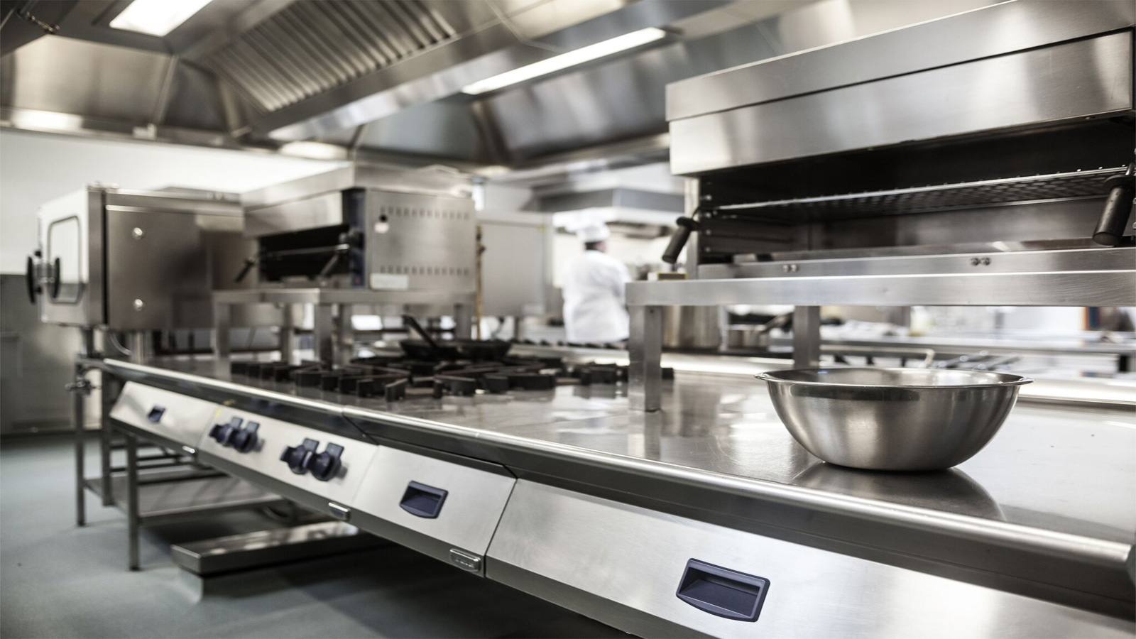 Limpieza cocinas barcelona aceites de cocina - Cocinas industriales segunda mano barcelona ...