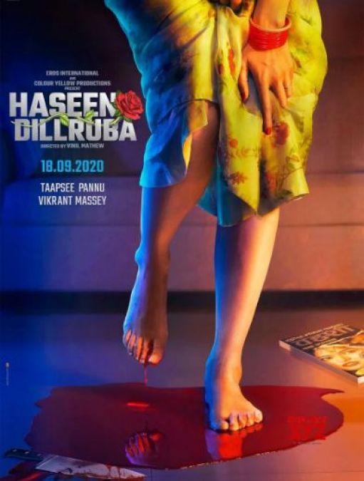 Haseen Dillruba Movie Review