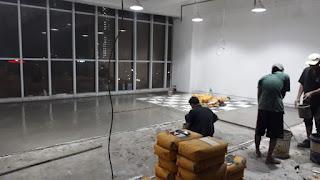 Pengerjaan Hardener dan Epoxy Jakarta