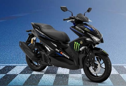 Yamaha Aerox R-Version Monster Energy Yamaha MotoGP