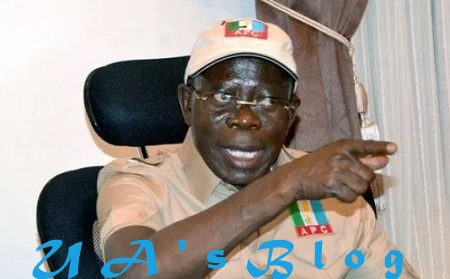 Polls: Buhari, APC 'll defeat Atiku, PDP at world court, supreme court – Oshiomhole