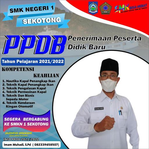 PPDB SMKN 1 Sekotong