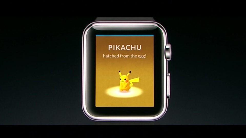 Pokemon Go Segera Rilis di Apple Watch