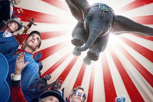 Chú Voi Biết Bay - Dumbo (2019)