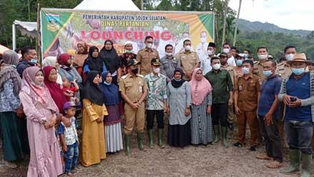 launching Program Satu Keluarga Satu Sapi