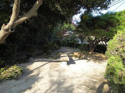 交野天神社 神社公園