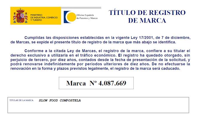 """Comedor Km 0"" Marca Rexistrada"