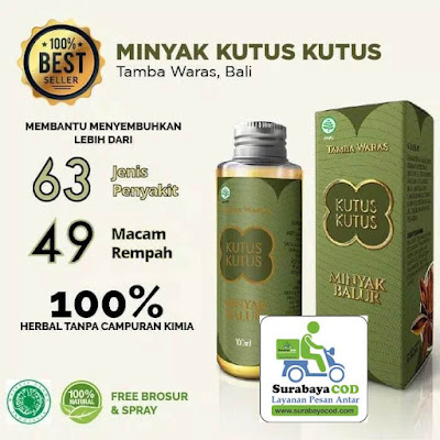 Minyak Kutus Kutus Surabaya